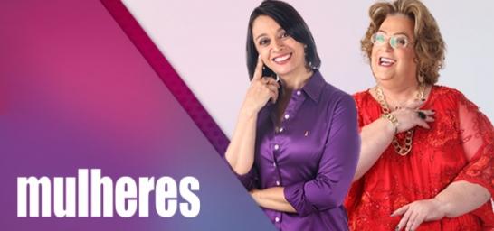 Elton Fernandes no programa Mulheres - 3